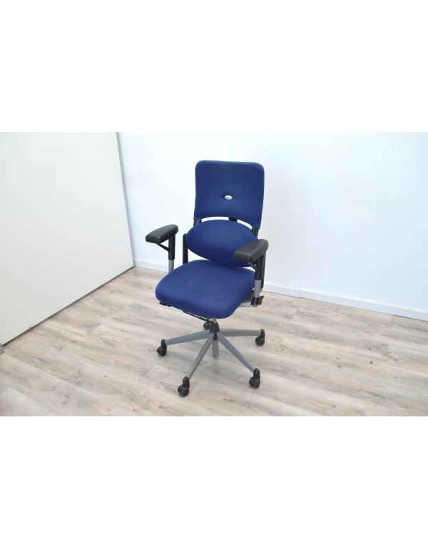 Silla de oficina steelcase Please AZUL