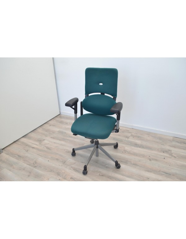 Silla de oficina steelcase Please VERDE