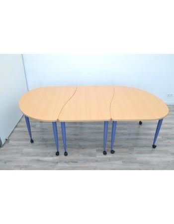 Mesa de reuniones STEELCASE 260 x 140 cm