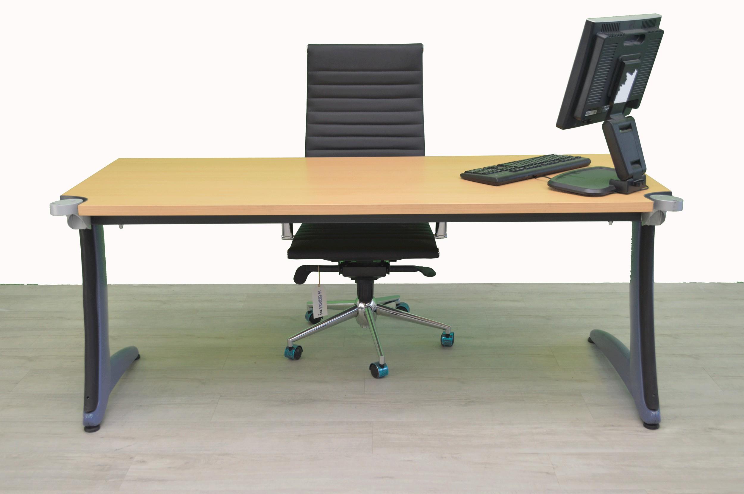 Mesa Oficina Steelcase recta - Estudio 51 (A15 Factory S.L.)