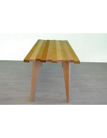 Puesto de trabajo madera