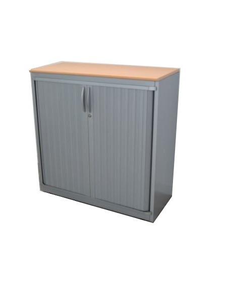Armario steelcase de persiana 100 x 102 CM