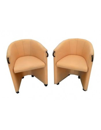 Conjunto de 2 sillones de...